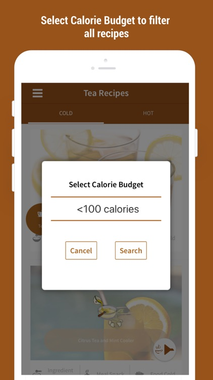 Easy Healthy Tea Recipes screenshot-2