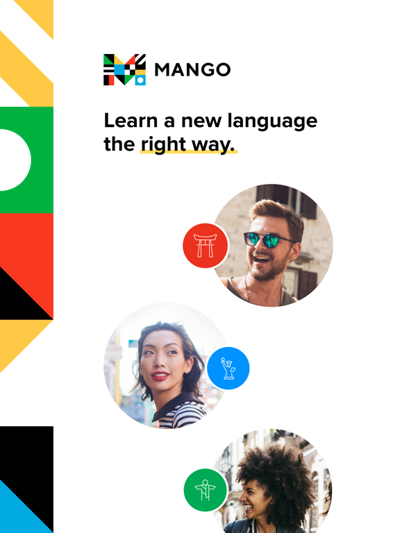 Mango Languages screenshot