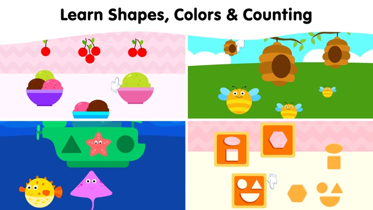 Toddler Games for 2 Year Old + screenshot-4