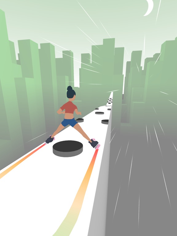 Sky Roller - Fun runner game screenshot 7