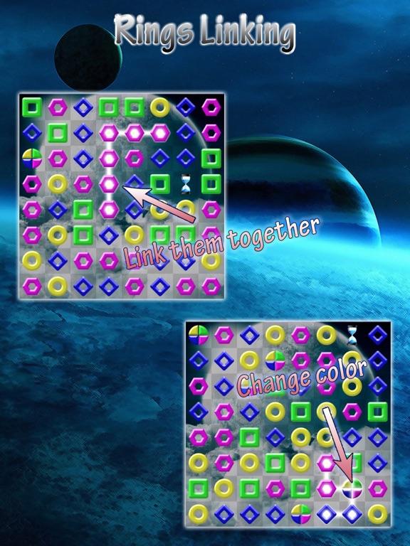 Screenshot #5 pour Rings Linking