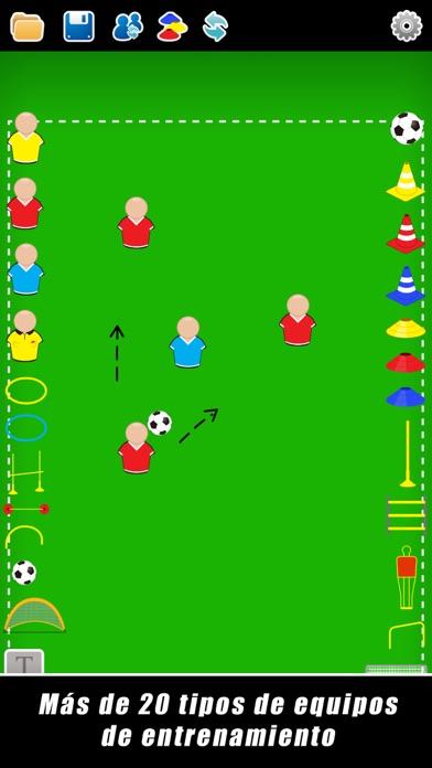Screenshot for Pizarra Táctica: Fútbol++ in Venezuela App Store