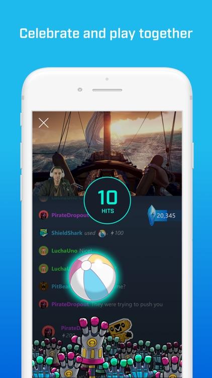 Mixer - Interactive Streaming screenshot-3