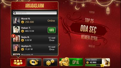 Okey Plus iphone ekran görüntüleri