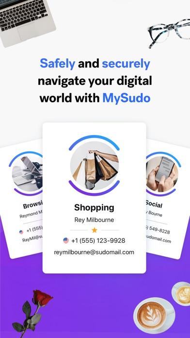 MySudo - Private & Secure Screenshot