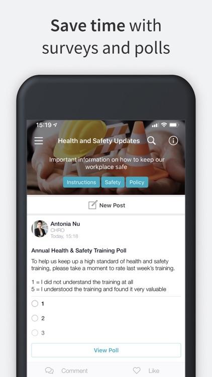 Beekeeper - Digital Workplace screenshot-5