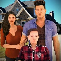 Happy Virtual Family Simulator