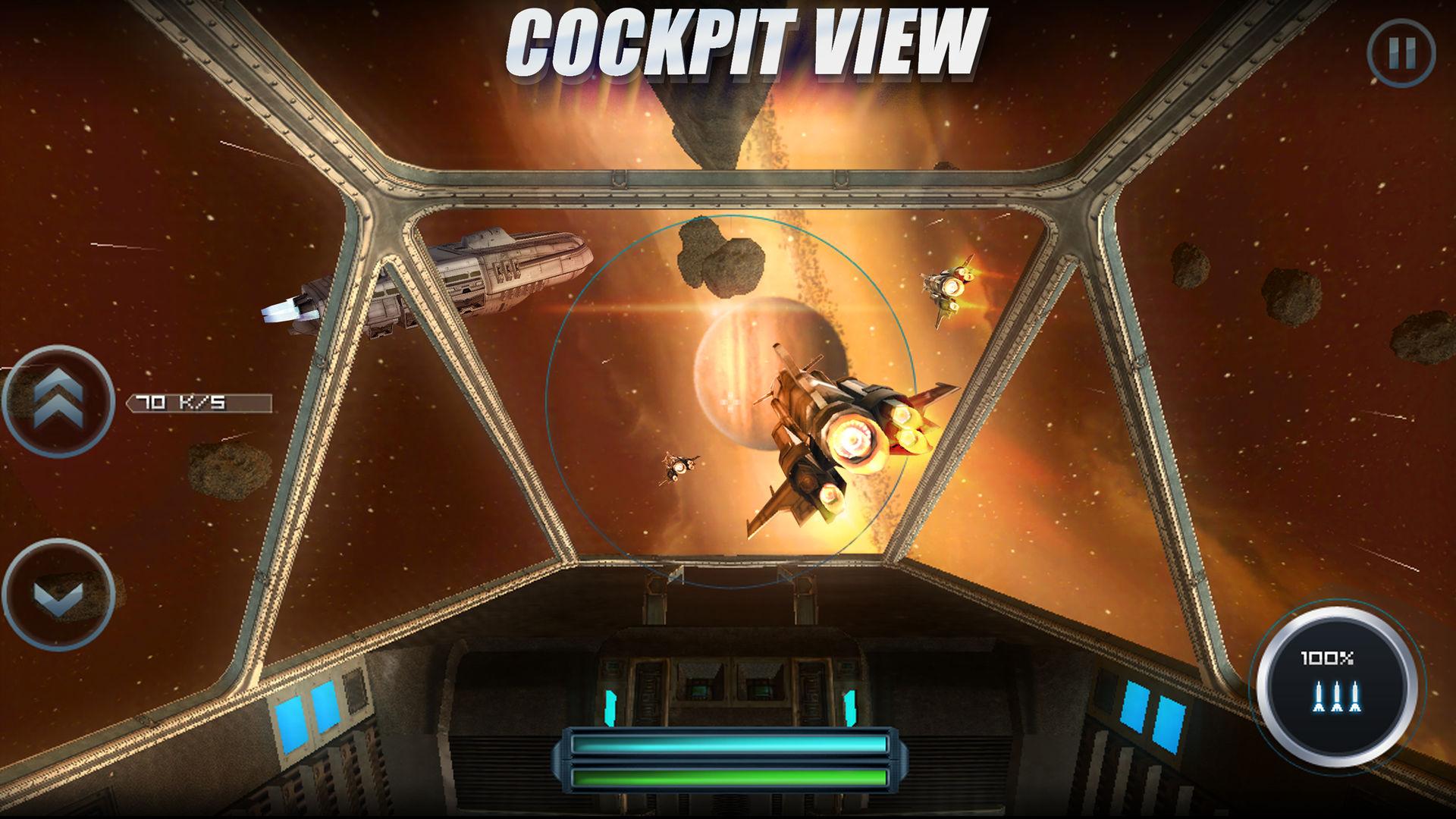 Strike Wing: Raptor Rising screenshot 11