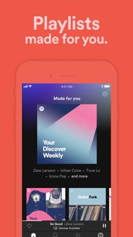 Spotify: Music and Podcasts iphone images