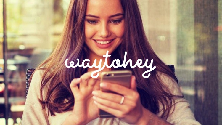 Online dating app - WayToHey