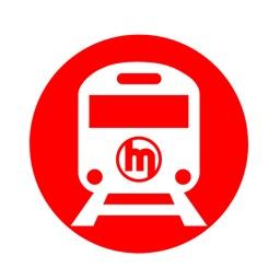 杭州地铁通 - 杭州地铁公交出行导航路线查询app