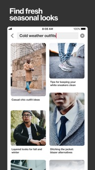 Pinterest iphone images