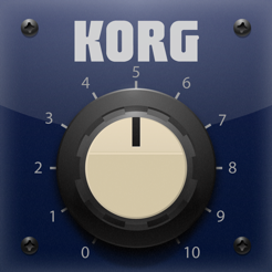 ‎KORG iPolysix for iPad