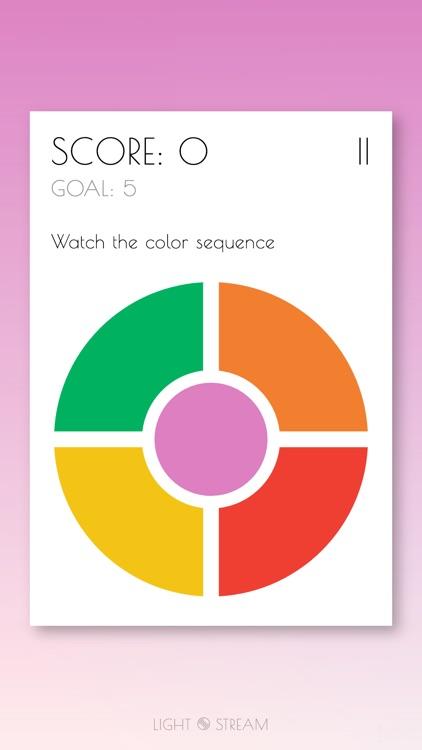 Hue Game - Brain Training screenshot-7