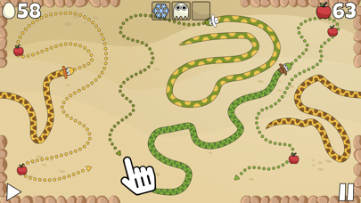 Snaggle - Snake Reinvented screenshot two