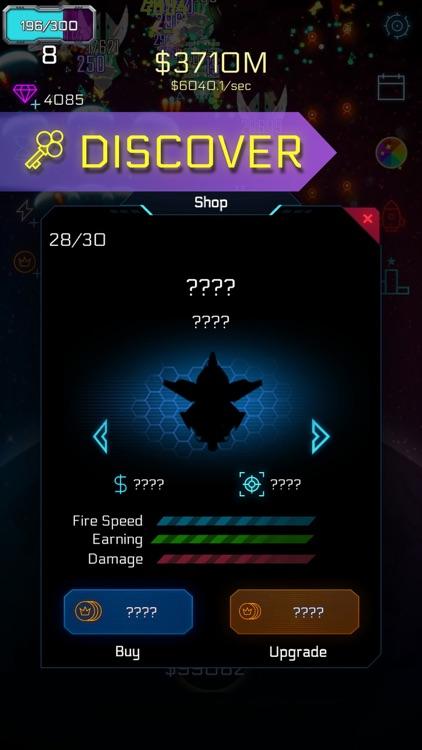 War Merge: Spaceship Defense screenshot-3