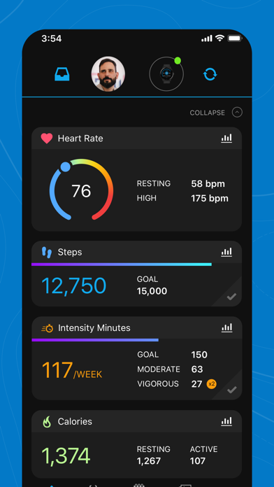 Garmin Connect™ ScreenShot0