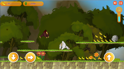 Monkey Kong Adventure screenshot 1