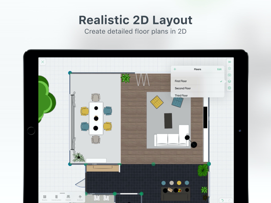 Planner 5D - Home & Interior Design screenshot