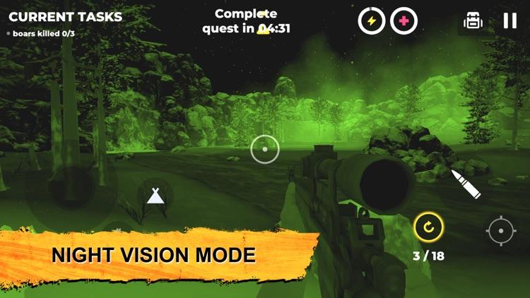 Hunting Animals – Sniper Shot screenshot-3