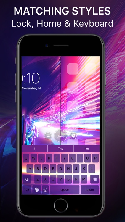 Live Wallpapers & HD Themes.