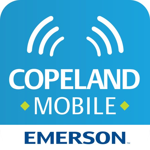 Copeland™ Mobile by Emerson Climate Technologies, Inc