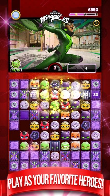 Miraculous Crush screenshot-3