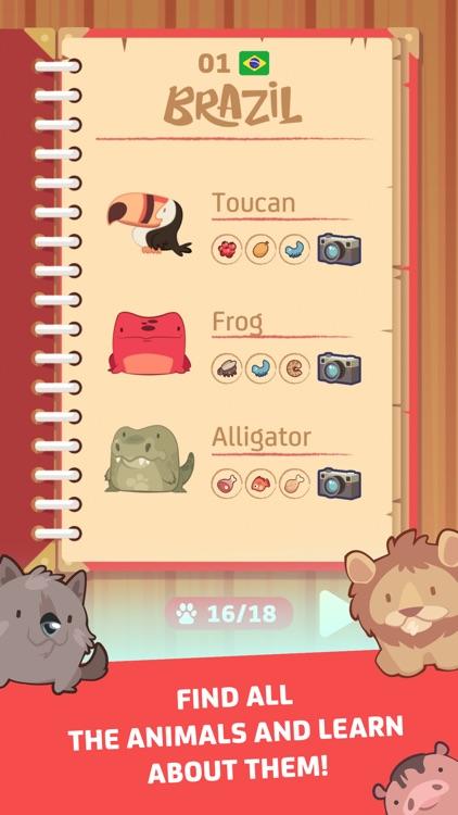 Safari Chef - Cooking games screenshot-3