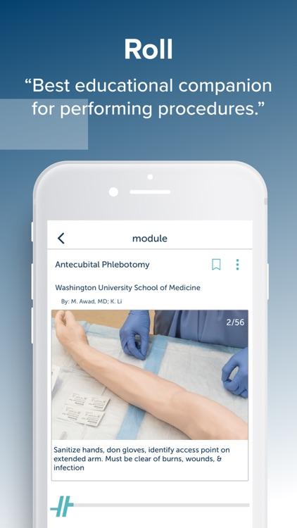 thumbroll: Medical Training