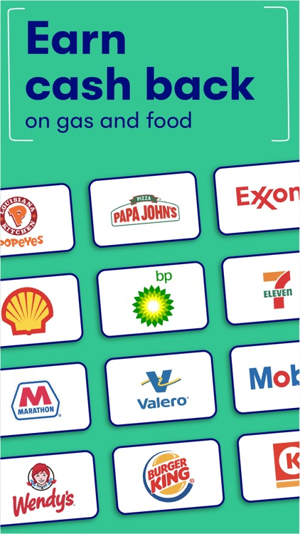 GetUpside: Gas & Food Cashback screenshot-1