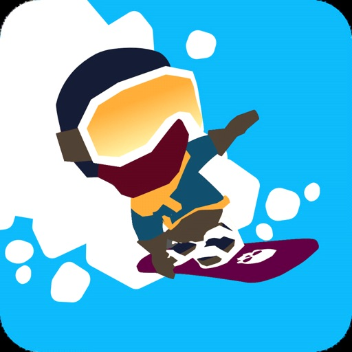 Downhill Chill free software for iPhone and iPad