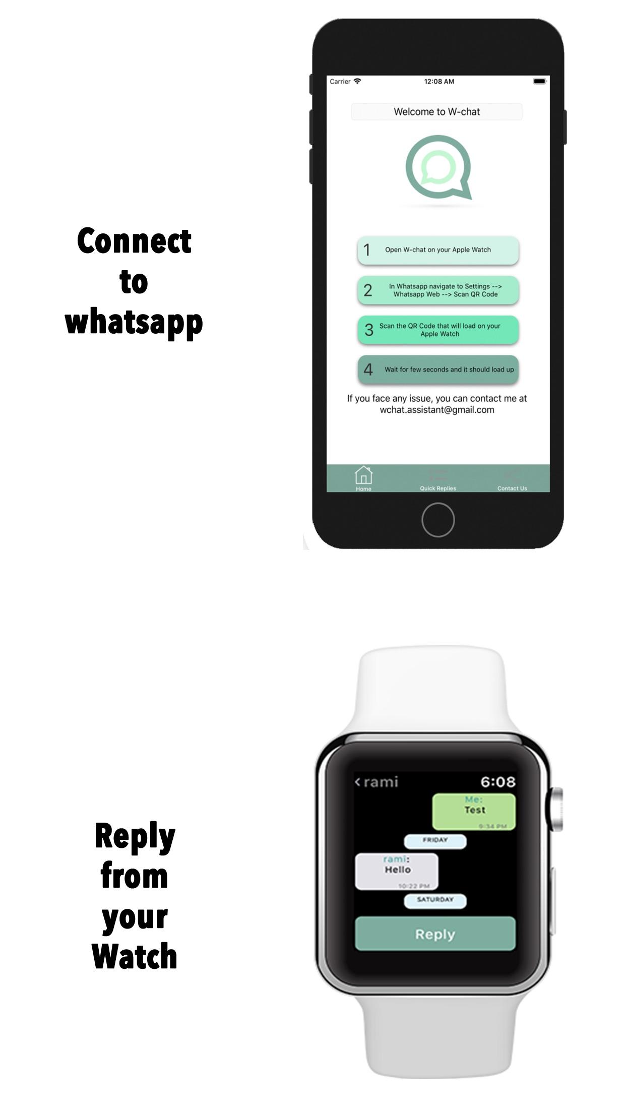 W-Chat for WhatsApp Screenshot