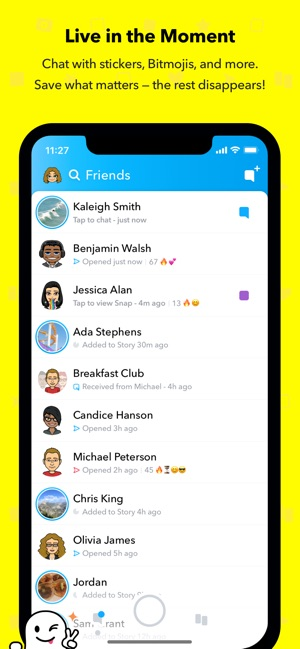 snapchat plus latest version apk