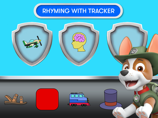 Paw Patrol: Alphabet Learning screenshot 9