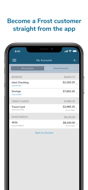Frost Bank on the App Store