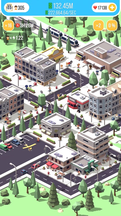 Idle Island - City Builder screenshot-3