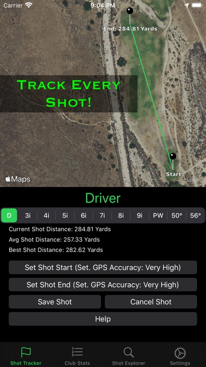 Golf Buddy: GPS