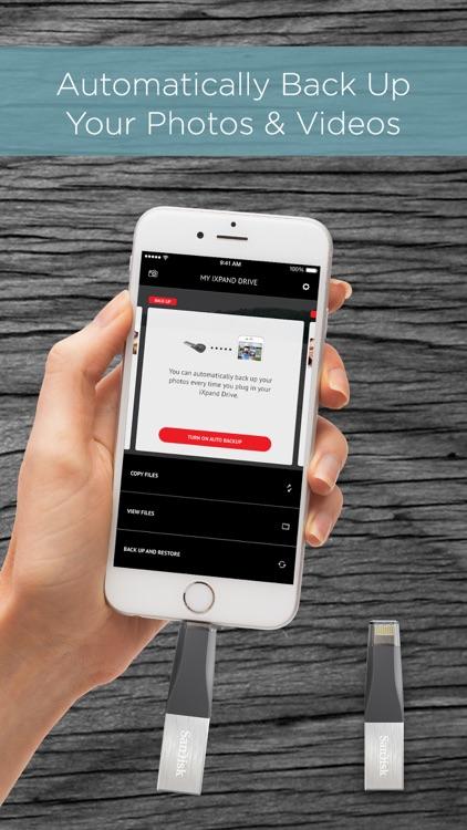 SanDisk iXpand™ Drive screenshot-4