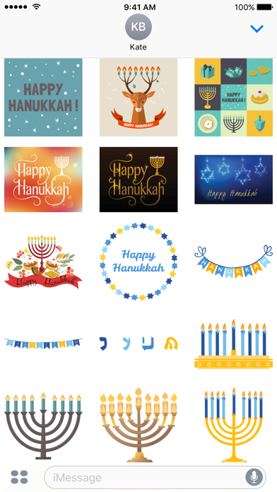 Happy Hanukkah Stickers wiki review and how to guide