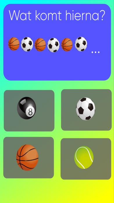 Groep 2 reeksen oefenen screenshot 1