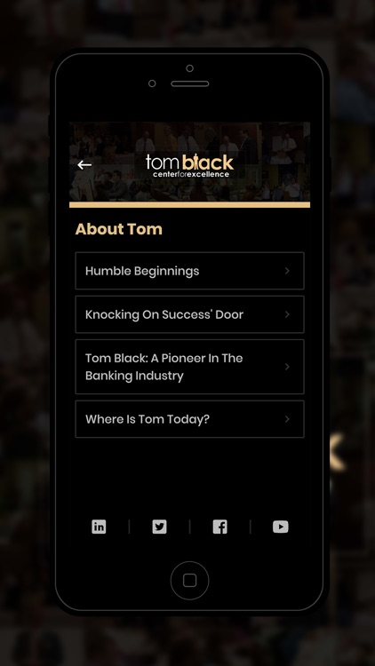 Tom Black Sales Training