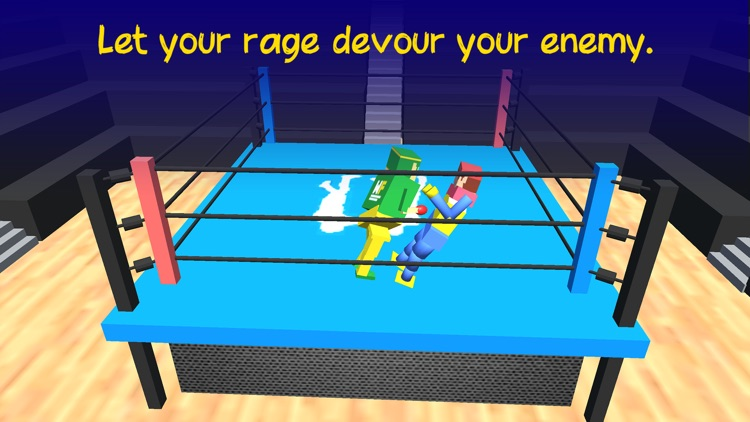 Drunken Wrestlers 3D Fighter