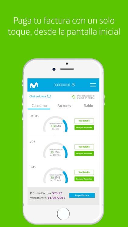 Mi Movistar CA screenshot-3