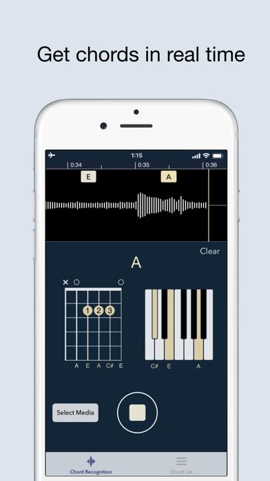 Screenshot #1 pour Chord AI