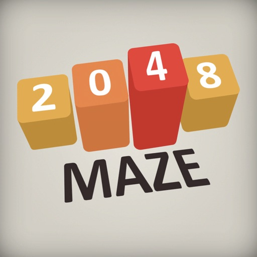 2048 Maze