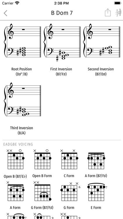 Harmonious: Music Theory screenshot-9