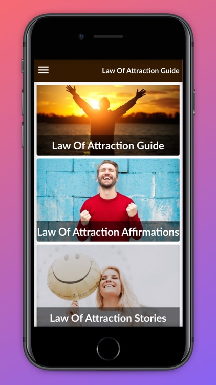 Law Of Attraction Guide.