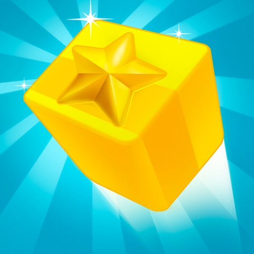 Block Rolling : Stars Gem 3D iOS App