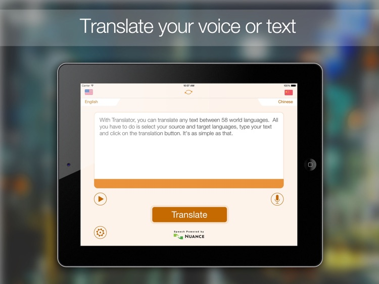 Translate Translator!! HD