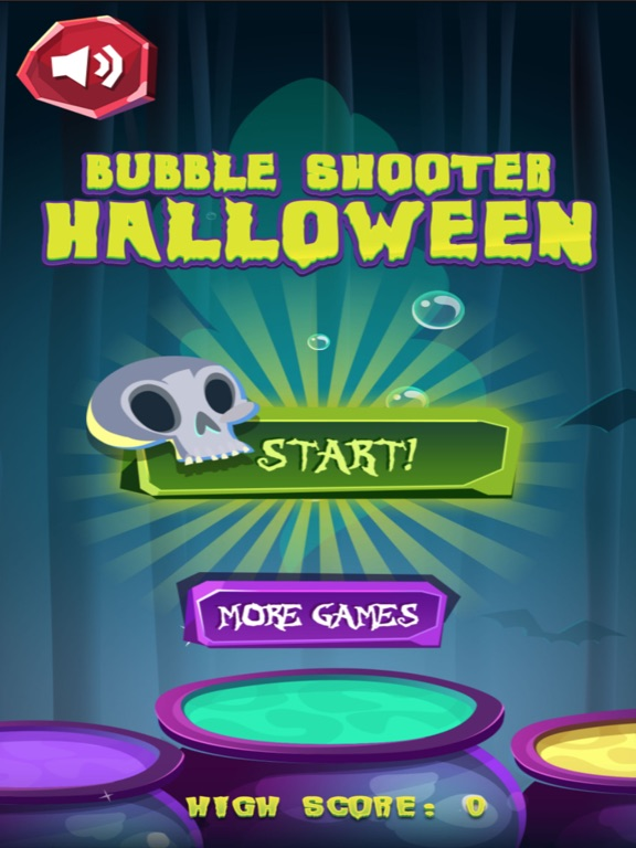 Halloween Scary Bubble Shooter screenshot 4